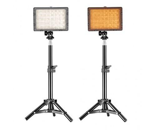 160 LED Studio Lighting Kit