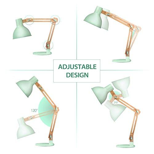 Tomons Swing Arm Desk Lamp Simple Amp Elegant Thatsweetgift