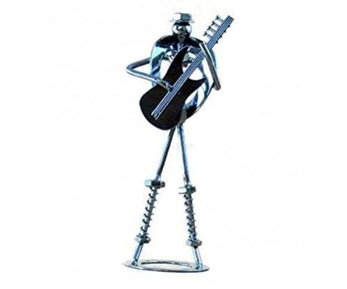 Guitar Player Musician Sculpture