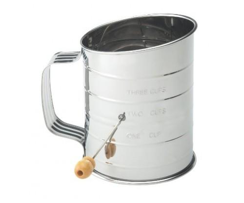 Mrs. Anderson's Crank Flour Sifter