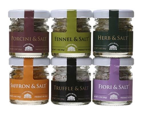 Casina Rossa Gourmet Sea Salt Gift Pack