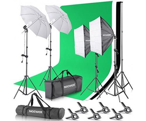 Neewer Photography Studio Support Kit