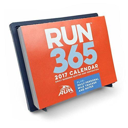 2018 Runner S Daily Inspirational Desk Calendar Thatsweetgift Com