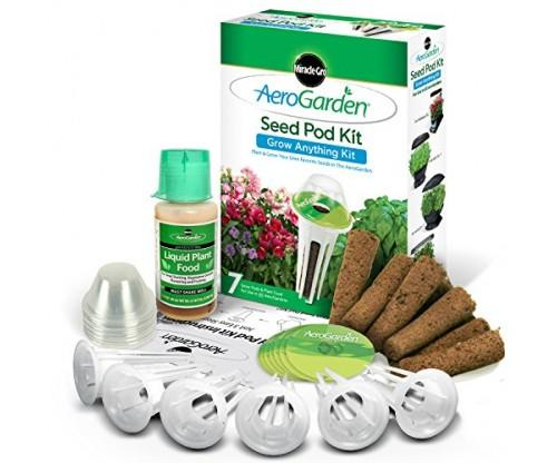 AeroGarden Grow Anything Seed Pod Kit