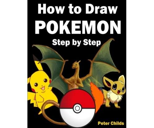 Pokémon How-to-Draw Kit