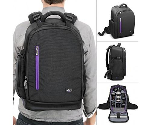DSLR Camera Backpack Bag