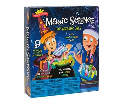 Scientific Explorer Magic Kit