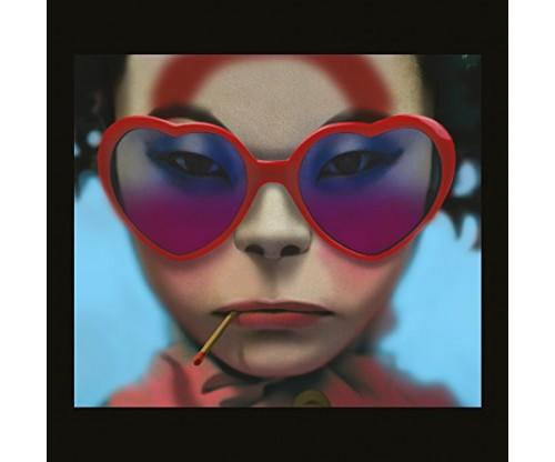 Humanz CD by Gorillaz