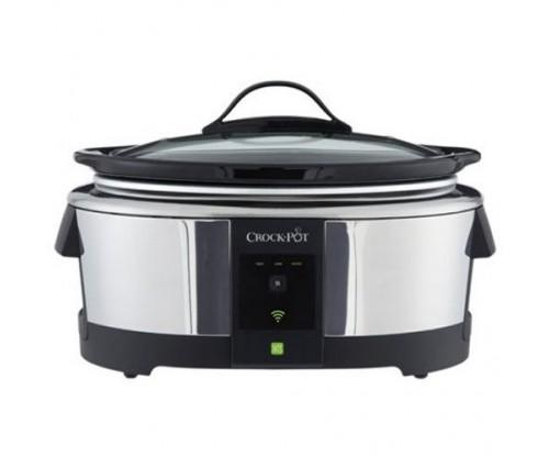 Crock-Pot 6-Quart Wemo Wifi Slow Cooker