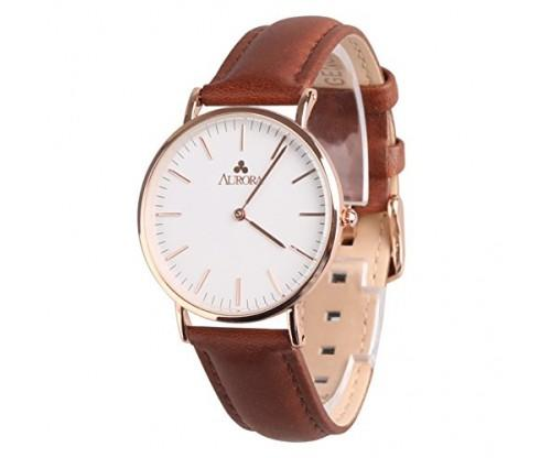 Aurora Women's Retro Wrist Watch