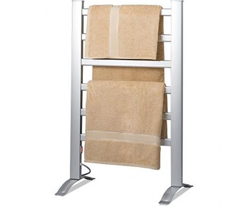 Knox 6-Bar Electric Aluminum Towel Warmer Rack