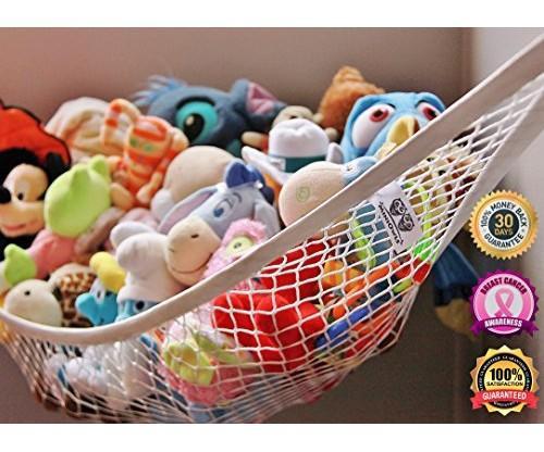 MiniOwls Toy Storage Hammock