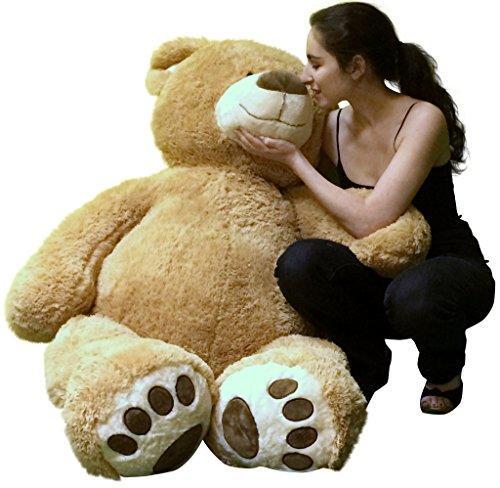 5 Ft Giant Teddy Bear Great Huggable Gift Thatsweetgift