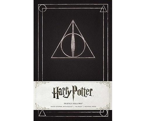 Harry Potter Hardcover Set Ruled Journal
