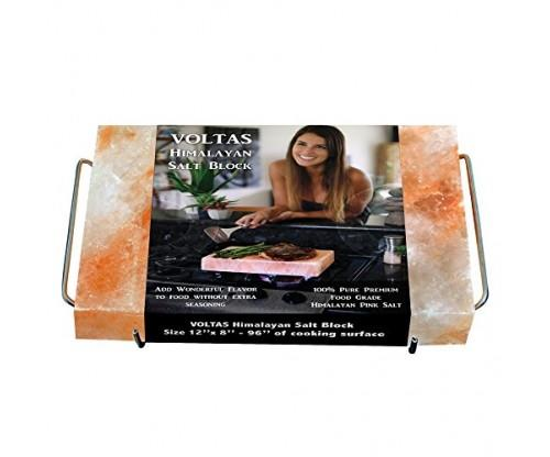 VOLTAS Himalayan Salt Block for Cooking