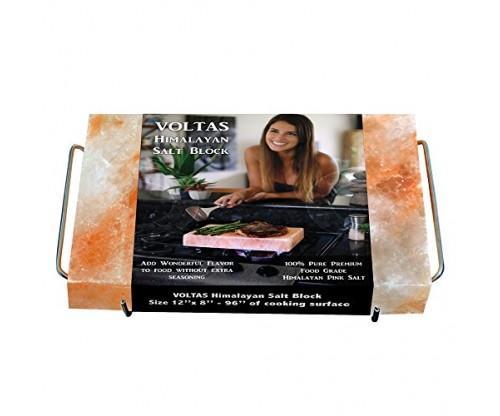 VOLTAS Himalayan Salt Block for Cooking
