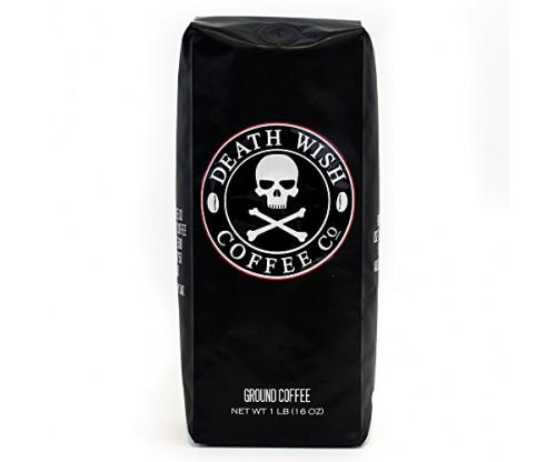 Death Wish Coffee: The World's Strongest Coffee