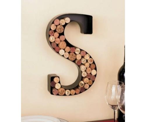 Monogram Wine Cork Holder – by LTD