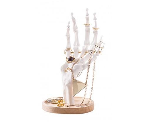 SUCK UK Skeleton Hand Jewelry Holder