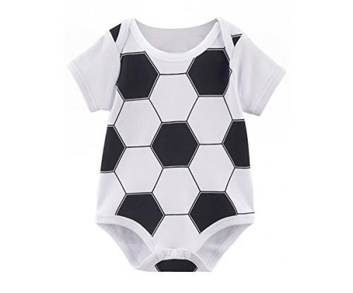 Mombebe Baby Boys' Sports Bodysuit