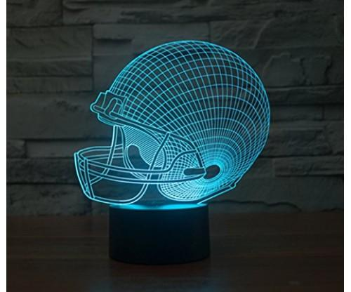 FLYMEI 3D Optical Illusion Desk Lamp