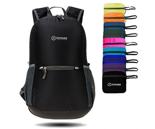ZOMAKE Lightweight Packable Backpack