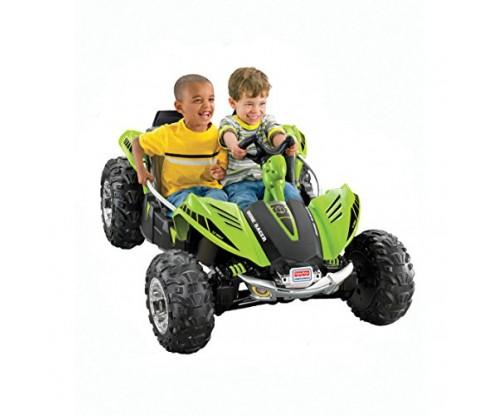 Fisher-Price Green Power Wheels Dune Racer