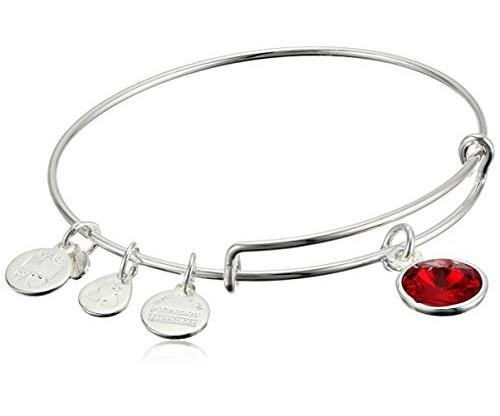 Alex and Ani Bangle Bar Birth Month Bangle Bracelet