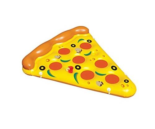 Swimline Giant Inflatable Pizza Slice