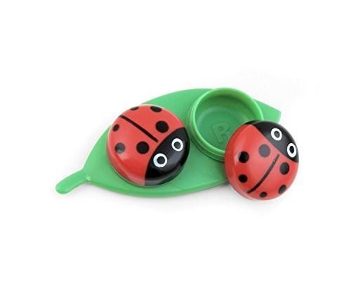Kikkerland Contact Ladybug Lens Case