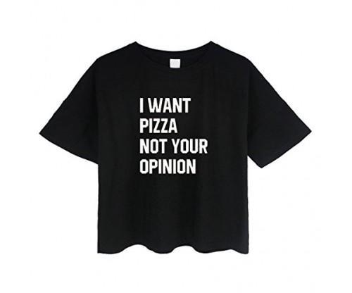 BLACKMYTH Girl's Loose T-Shirt