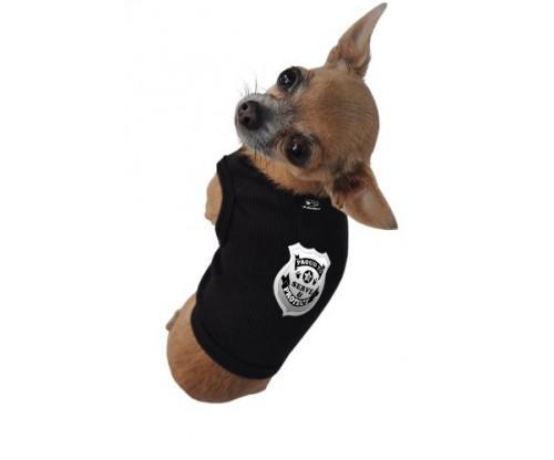 Dog Police Tank Top