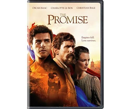 The Promise DVD: feat. Christian Bale