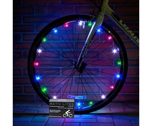 Super Cool LED Bike Wheel Lights