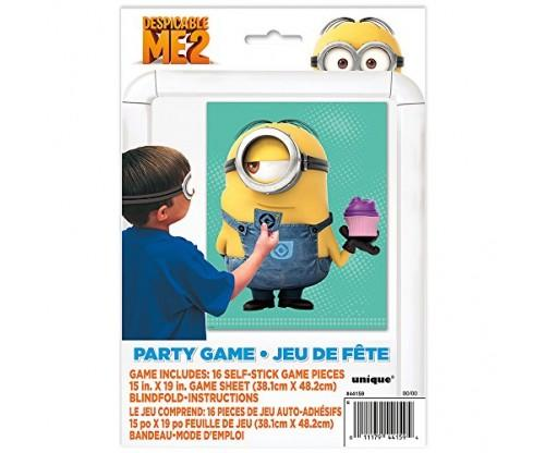 Despicable Me Party Game for 16
