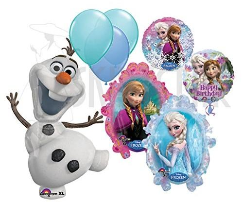 Disney's Frozen Ballon Set