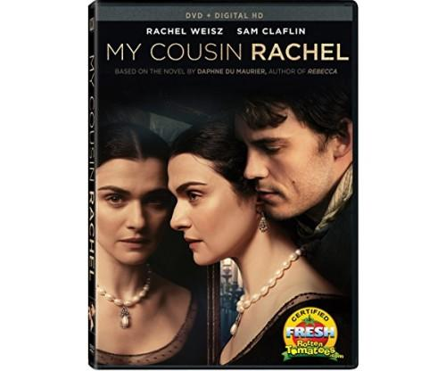 My Cousin Rachel DVD: 2017's Top Romance Movie