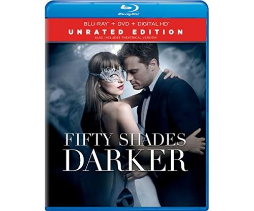 Fifty Shades Darker DVD: Must Watch for Ana & Christian Fans!