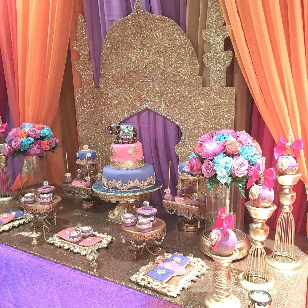 Best teen party themes the ultimate list things you for Arabian party decoration ideas