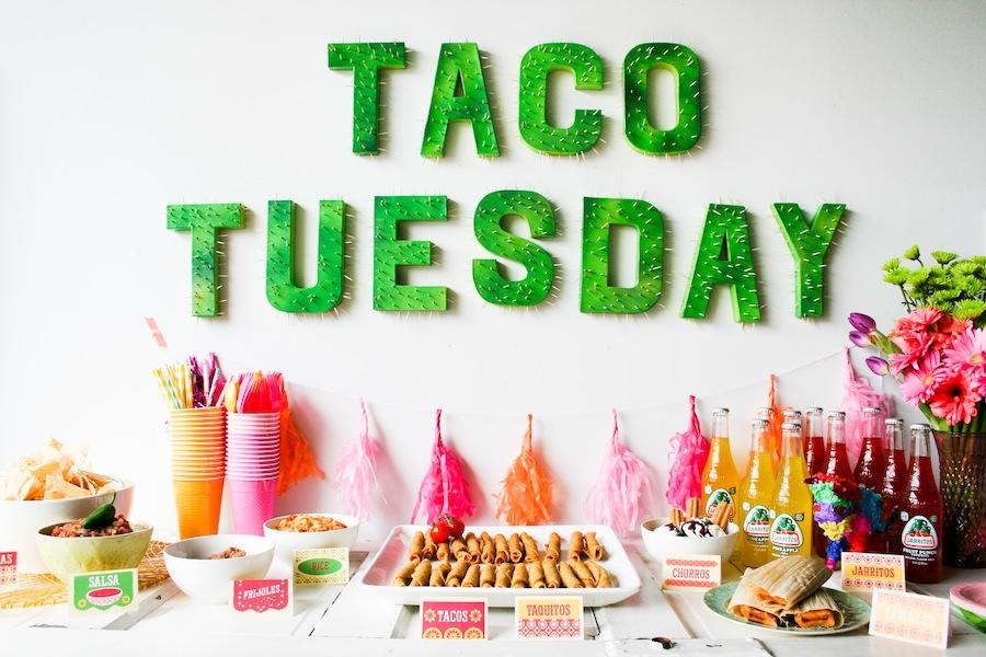taco tuesday party