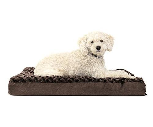 FurHaven Deluxe Orthopedic dog Bed Mattress