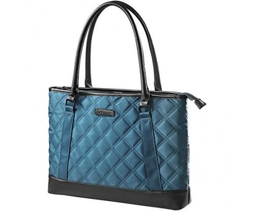 Laptop Bag, KEEPWE Lightweight Nylon 15.6 Inch Laptop Tote Bag