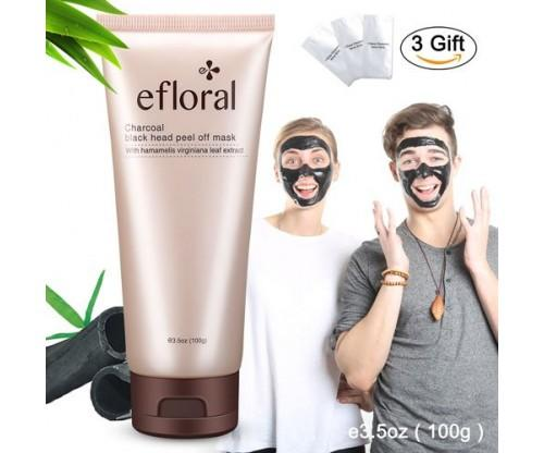 Efloral Characoal Black Purifying Peel Off Face Mask