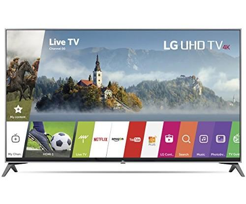 LG Smart 4K Ultra HD TV