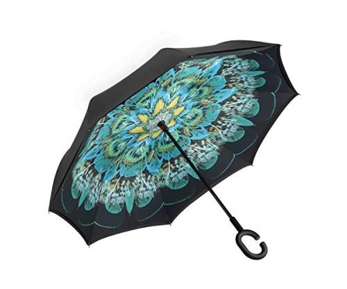 Ylovetoys Inverted Umbrella With UV Protection