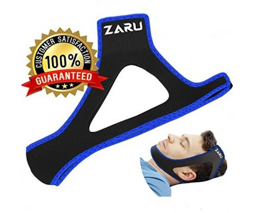 Premium Anti Snore Chin Strap by ZARU