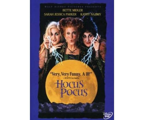Hocus Pocus Kids & Family Movie