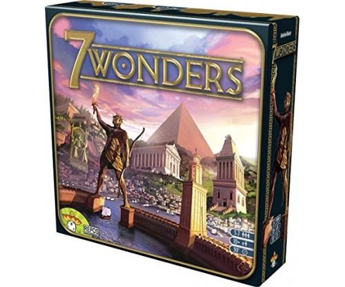 7 Wonders of the World Card Game