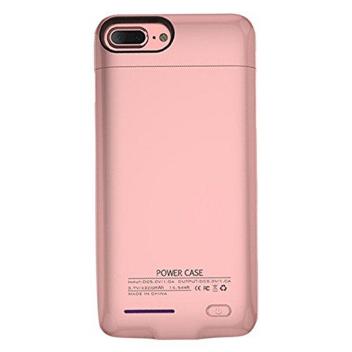 new style e9737 3ef53 Indmird Battery Bank Case For iPhone in Pink | ThatSweetGift