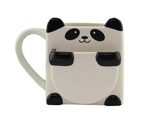Panda Hug Coffee Mug
